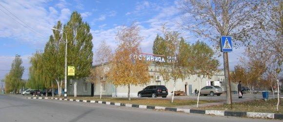 Гостиница на Шайбе: мотель, кафе, сауна, автомойка. Краснооктябрьский район г.Волгограда