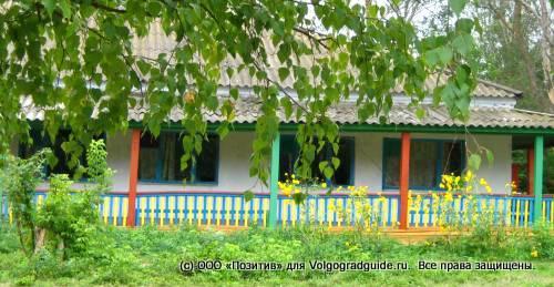 Детский оздоровительный лагерь имени Ю.А. Гагарина Волгоградская область