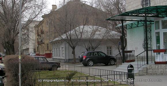 Памятник архитектуры и градостроительства как: Дом жилой постройки до 1917г.