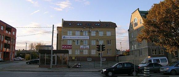 Банк Жилищного Финансирования. Дзержинский район г.Волгограда