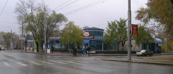 Кафе Frant'Эль «Вкусный двор». Краснооктябрьский район г.Волгограда