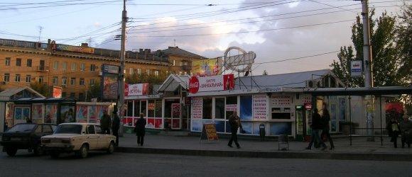 """Бистро """"Хинкальная"""". Центральный район г.Волгограда"""