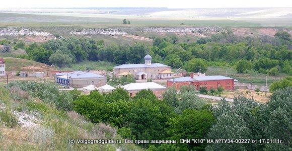 Каменно-Бродский Свято-Троицкий Белогорский мужской монастырь.
