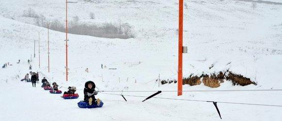 Хоперский снег подьемник для детей