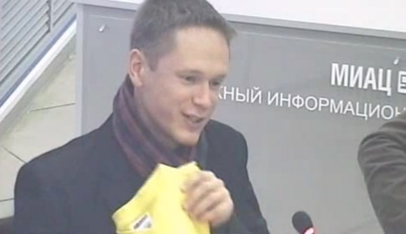 """Данила Парыгин на """"Новой политике"""""""