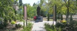 памятник 10-й стрелковой дивизии НКВД Волгоград
